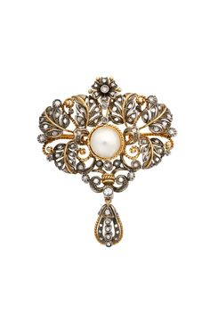 Brooch. For the top of my one strap on my dress