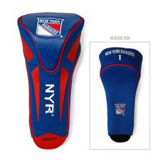 New! New York Rangers Single Apex Jumbo Headcover #NewYorkRangers