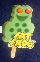 Good Humor Fat Frog - this used to be my go-to ice cream truck treat. Good Humor Ice Cream, Good Humor Man, 80s Food, Fruits For Kids, Flavor Ice, Icecream Bar, Ol Days, 90s Kids, Good Ol