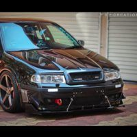 Skoda Octavia vrs 7999 'Hoonigan' - Modified cars Kerala - ModifiedX Grand Caravan, Modified Cars, Kerala, Vehicles, Perspective, Sports, Cars, Perspective Photography, Sport