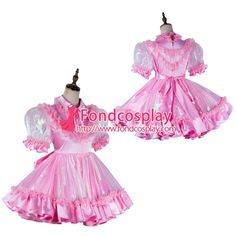 Sissy Chiffon Dress