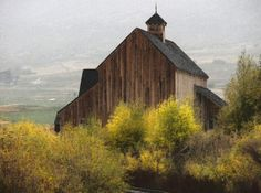 Beautiful barn                                                                                                               Watercolor Barn               by arbyreed on Flickr