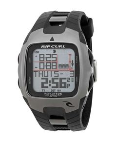 Keep in touch with your location and performance with the latest Rip Curl Surf Watch technology. Amazing Watches, Cool Watches, Watches For Men, Wrist Watches, Rip Curl, Mens Watches Online, Always On Time, Popular Watches, Surf Outfit