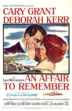 An Affair to Remember ~ 1957
