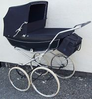 VINTAGE MARMET COACHBUILT/CARRIAGE PRAM