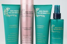 Ken Paves hair products reviews   we heart this