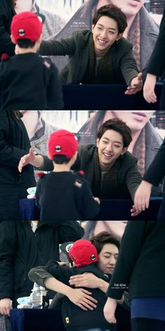 Lee Jung Shin~(cr: The Real )