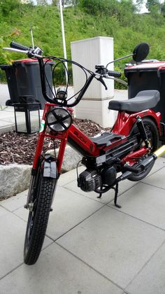 Tomos Moped, Vintage Moped, Mini Chopper, Engin, Mopeds, Mini Bike, Go Kart, Quad, Cars