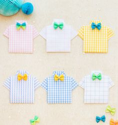 Pasta Bow Ties | Oh Happy Day!