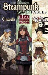 Steampunk Books Coming Out in August 2014