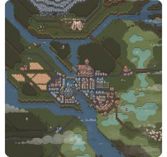 Witchmarsh by Inglenook » Exploration pt.1, 70k, Travel Map Reveal! — Kickstarter