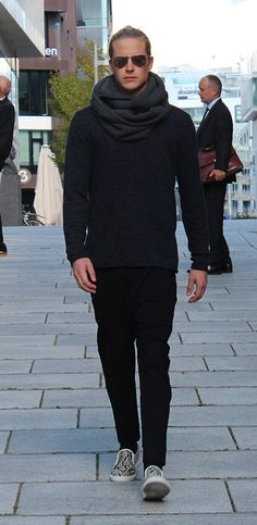 SCANDINAVIAN MINIMALISTIC - STREET STYLE - by Men's Fashion trendsetter Theo Blix, click thought to see the rest! #menswinterfashion