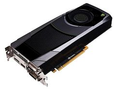 "I WANT: NVIDIA unveils GeForce GTX 680 desktop GPU, 600M series for laptops... a top-level GPU here, with sufficient guts to power four displays at once (twice as many as Fermi) and a hefty price tag to match -- and likely in the same $500 ballpark. NVIDIA  claims it is ""the fastest GPU in the world"""
