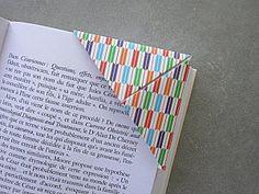 marque-page origami