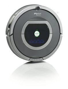 Descuentazo increíble en el robot aspirador Roomba 782. Roomba es el robot aspirador mas famoso del mundo. Aprovechate de esta oferta y consiguela con un descuento de 200 €. Normalmente el precio es de 600 €.   #aspirador #irobot #oferta #roomba