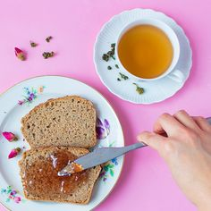 Saftig-weiches Chia-Brot (vegan, weizenfrei)