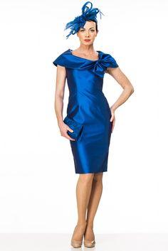 Regal dress and lace coat
