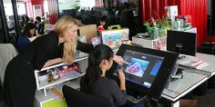 Zuru Toys' Anna Mowbray oversees Chinese workers.
