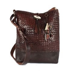 Sahara Bag Brown, 189€, now featured on Fab.