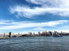 Brooklyn sky sunlight jetlag cure #newyork #lateralny #brooklyn #brooklynbridge