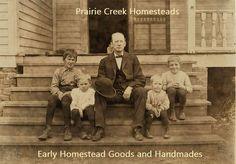 prairie creek homesteads