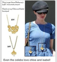 Www.chloeandisabel.com/boutique/Avery