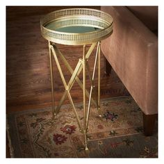 C.G. Sparks Accordion Side Table
