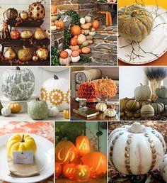 Pumpkin Designs...