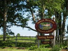 Visit the family owned and operated, Sunset Meadow Vineyards in Goshen, CT on Open House Day (June 14, 2014). Located in the rolling Litchfield Hills they are open 11 a.m. to 6 p.m. and are offering a complimentary tour at 3 p.m.