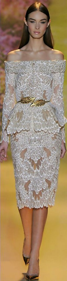 Zuhair Murad S/ S Couture 2014