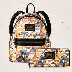 74adec72696 Ewok Mini Backpack by Loungefly - Star Wars