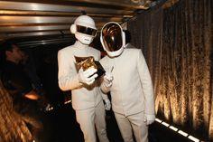 Got lucky: Daft Punk ganha cinco prêmios no Grammy