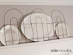 miss gracie's house: a peek into my kitchen...