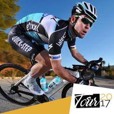 Mark Cavendish;  Ciclista británico que combina diferentes categorías del deporte de las bielas, se destaca en el equipo @teamdidata como uno de los velocistas que animaran las carreras que terminan en sprint en el #TDF2017. Sus 48 triunfos de etapas en las tres grandes carreras ciclísticas (30 #TDF, 15 #Giroitalia, 3 #vueltaespaña) son algunas de sus cartas de presentación en el Palmarés que tiene en ciclismo de ruta y de pista.