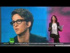 Abby Martin goes at lefty shill Rachel Maddow for comparing people who question 9/11 to terrorists - YouTube