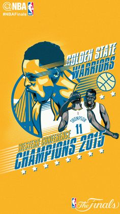 Champions of the West: The Golden State Warriors set up a date with the Cleveland Cavaliers on June 4th in the #NBAFinals!