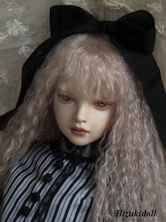 BJD - Miss Polly had a Dolly