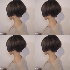 Short Bob Haircuts, Cute Hairstyles For Short Hair, Short Hair Cuts For Women, Girl Hairstyles, Curly Hair Styles, Short Fringe, Short Pixie, Pixie Haircut, My Hair