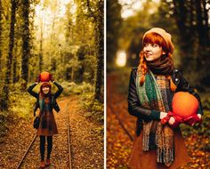 A Clothes Horse: Outfit: Along The Tracks- like the layers and colors. Fall Winter Outfits, Autumn Winter Fashion, Countryside Fashion, Librarian Style, Autumn Clothes, Moda Vintage, Fall Looks, Clothes Horse, Pretty Dresses