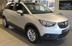 Vauxhall Crossland X 1.2 Turbo (130 Hp) #cars #car #vauxhall #crosslandx #fuelconsumption