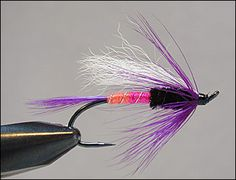 Freight Train. A top-producing summer steelhead fly. A favorite on the Deschutes River.