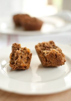 Scandi Home: Sweet potato spelt muffins
