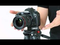 How To Get The Film Look With a DSLR - DSLR Cinematography Tips - YouTube