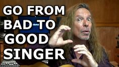 How To Go From Bad Singer to Good Singer - Ken Tamplin Vocal Academy Learn More!  https://KenTamplinVocalAcademy.com/ SIngers Forums:  https://forum.kentamplinvocalacademy.com/
