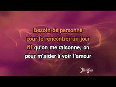 Karaoké Besoin de personne - Véronique Sanson * - YouTube