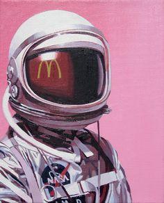 McDonald's 2, 2008 | Scott Listfield | astronautdinosaur.com