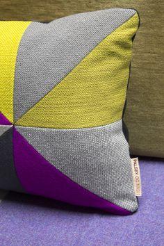 Purple and Yellow. So pretty! www.etsy.com/shop/palsbyognash