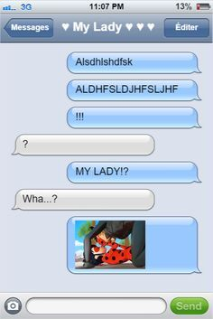 Aaand he'll never know… [yeah, it's Ladybug's... - Miraculous ...