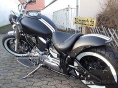 dragstar bobber - Google zoeken Vintage Motorcycles, Harley Davidson Motorcycles, Custom Motorcycles, Custom Bikes, V Star Bobber, Yamaha V Star, Honda Bobber, Suzuki Motorcycle, Xs650 Bobber