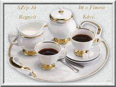 Sugar Bowl, Bowl Set, Tea Time, Good Morning, Tea Cups, Tableware, Facebook, Nice Asses, Buen Dia